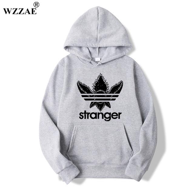 New Stranger Things Cap Clothing Sweatshirt hoodies
