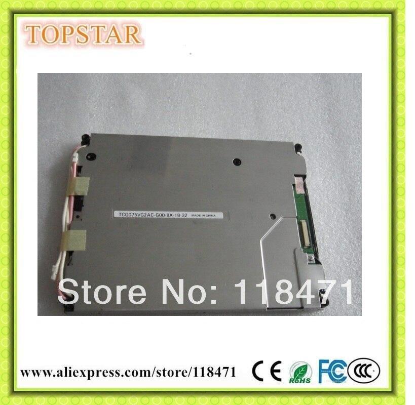 7.5 дюймов TFT ЖК-дисплей Панель tcg075vg2ac-g00 640 rgb * 480 VGA Параллельный RGB ЖК-дисплей Дисплей 1ch, 6-бит