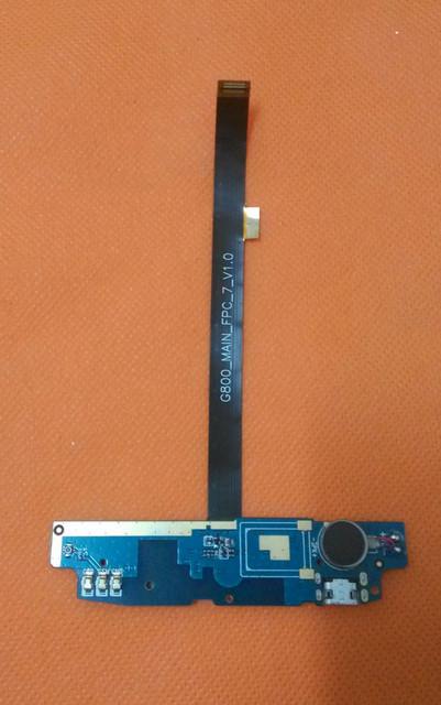 Usado Placa Original Carga Plugue USB Para Blackview JK809 Quad MTK6589T Núcleo 6.0 Polegada HD 1280x720 Frete grátis