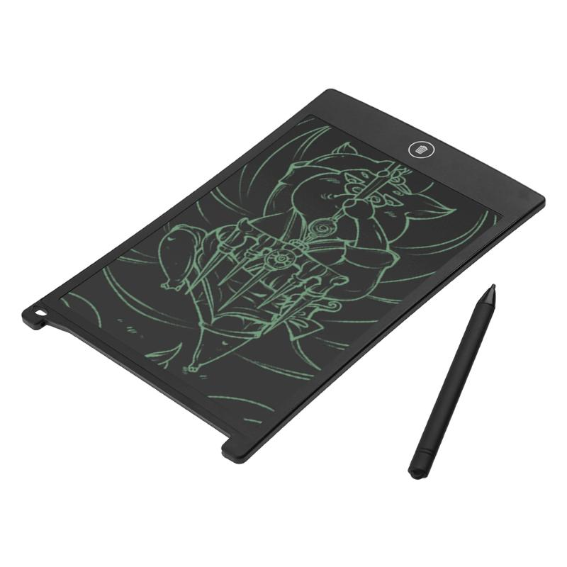 8.5 inch Digital Graphic Tablet Drawing LCD Writing Tablet Electronic Pad Message Board Digital Tablets with Stylus Pen image