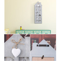 Elegant Infant Baby S First Year Picture Hanging Decorative Party Banquet Frame