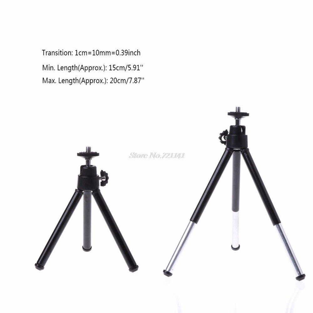 Universal Mini Portable Tripod Holder Stand For Camera Camcorder New 2018 Electronics Stocks