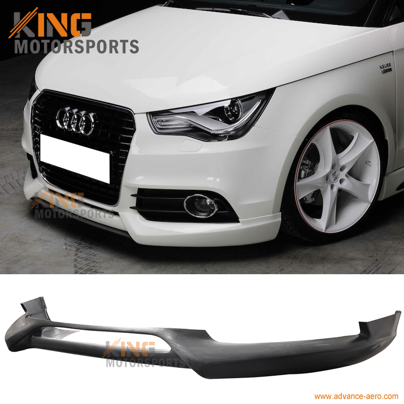 Auto Parts Delivery >> For 2009 2010 2011 2012 Audi A4 B8 S Line RG Urethane Front Bumper Lip Spoiler-in Bumpers from ...