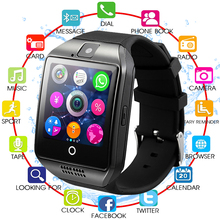 Bluetooth Smart Watch Men Women With Camera Facebook Whatsapp Twitter Sync SMS Smartwatch Support SIM TF Card For IOS Android