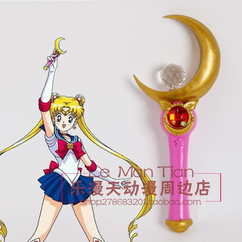 Sailor Moon  Tsukino Usagi Weapon cosplay Props