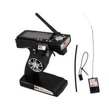 Радиоуправляемая система Flysky FS GT3B, передатчик и приемник для радиоуправляемой машины, 2,4G, 3ch