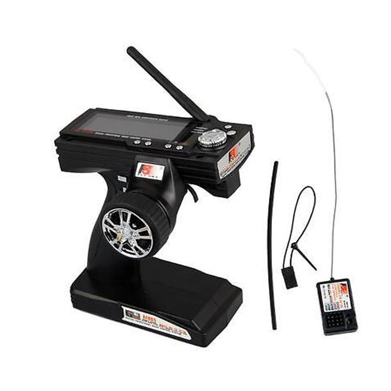 SPECIAL OFFER Flysky FS GT3B FS GT3B 2.4G 3ch RC System Gun remote control transmitter & receiver For RC Car RC Boat-in Parts & Accessories from Toys & Hobbies