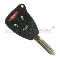 Remote Head Key 3 Button With Panic KOBDT04A 315mhz For Dodge Dakota Durango Charger Chrysler 300