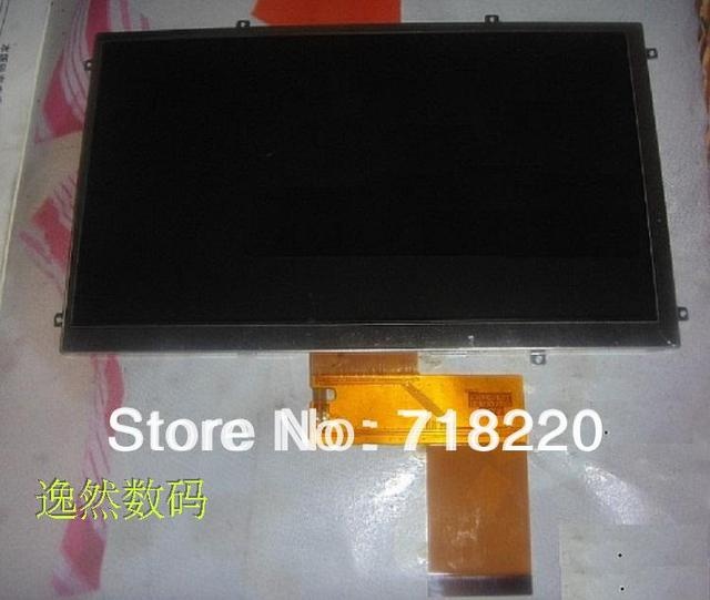 Free Shipping 7'' LCD screen  KR070PE7T for Freelander PD10 PD20 Tablet PC MID