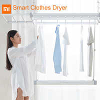 Original Xiaomi M1X Pro Smart Clothes Dryer High-quality aluminium alloy 304 stainless steel wirewarm air drying/quick drying