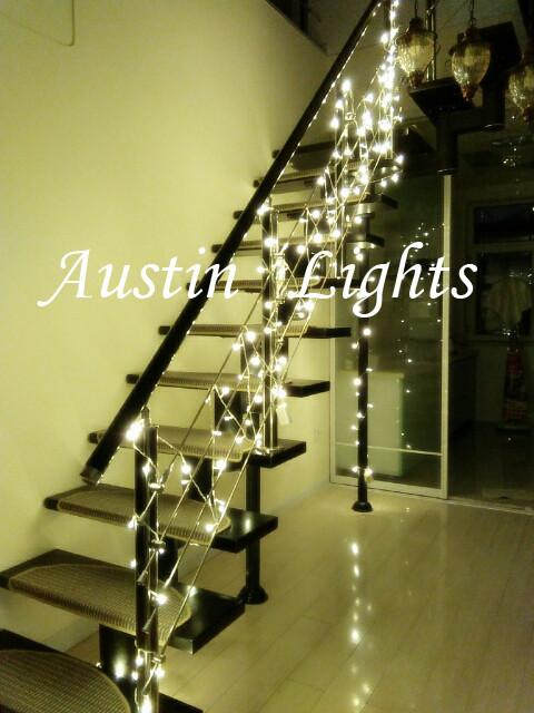 luces llevadas conjunto lmpara mantianxing navidad rbol de navidad decoracin metros lmpara