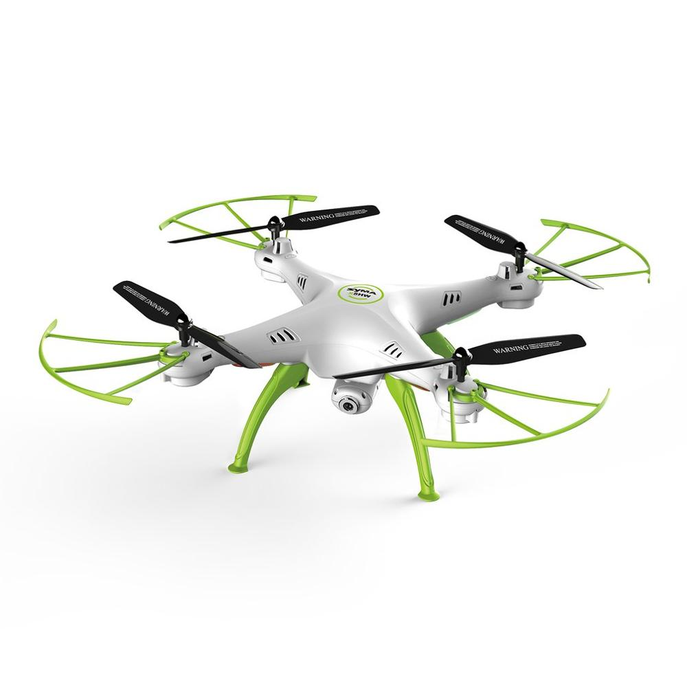 RC Drone quadrirotor quatre axes avion extérieur électrique bleu/vert télécommande hélicoptère jouet cadeau pour enfants jouets volants