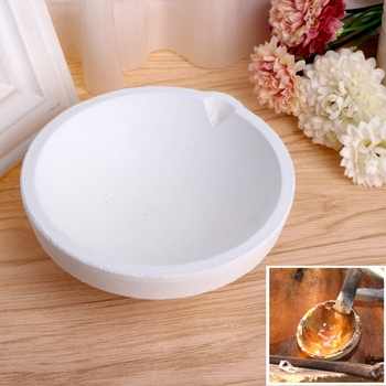 100 250 500 750 1000 1500 그램 석영 그릇 보석 장비 도가니 용융 금은 백금 가이