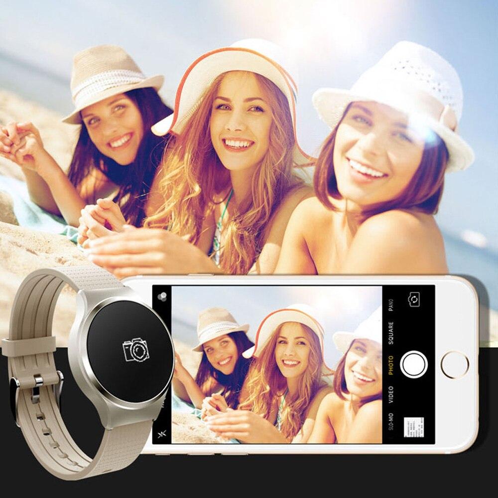 Fashion Bluetooth 4 0 Smart Wristband with Heart Rate Monitor Pedometer Blood Oxygen Pressure Smartband Fitness