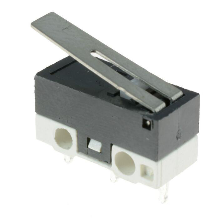 5 x Ein Aus Sub Miniatur Kleiner Mini Kippschalter SPST