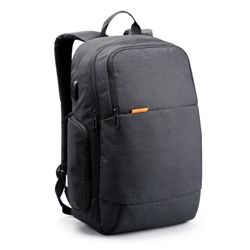 Kingsons Brand External USB Charge Laptop Backpack Anti-theft Notebook Computer Bag 15.6 inch for Business Men Women brand external usb charge computer bag anti theft notebook backpack 15 17 inch black waterproof laptop backpack for men women