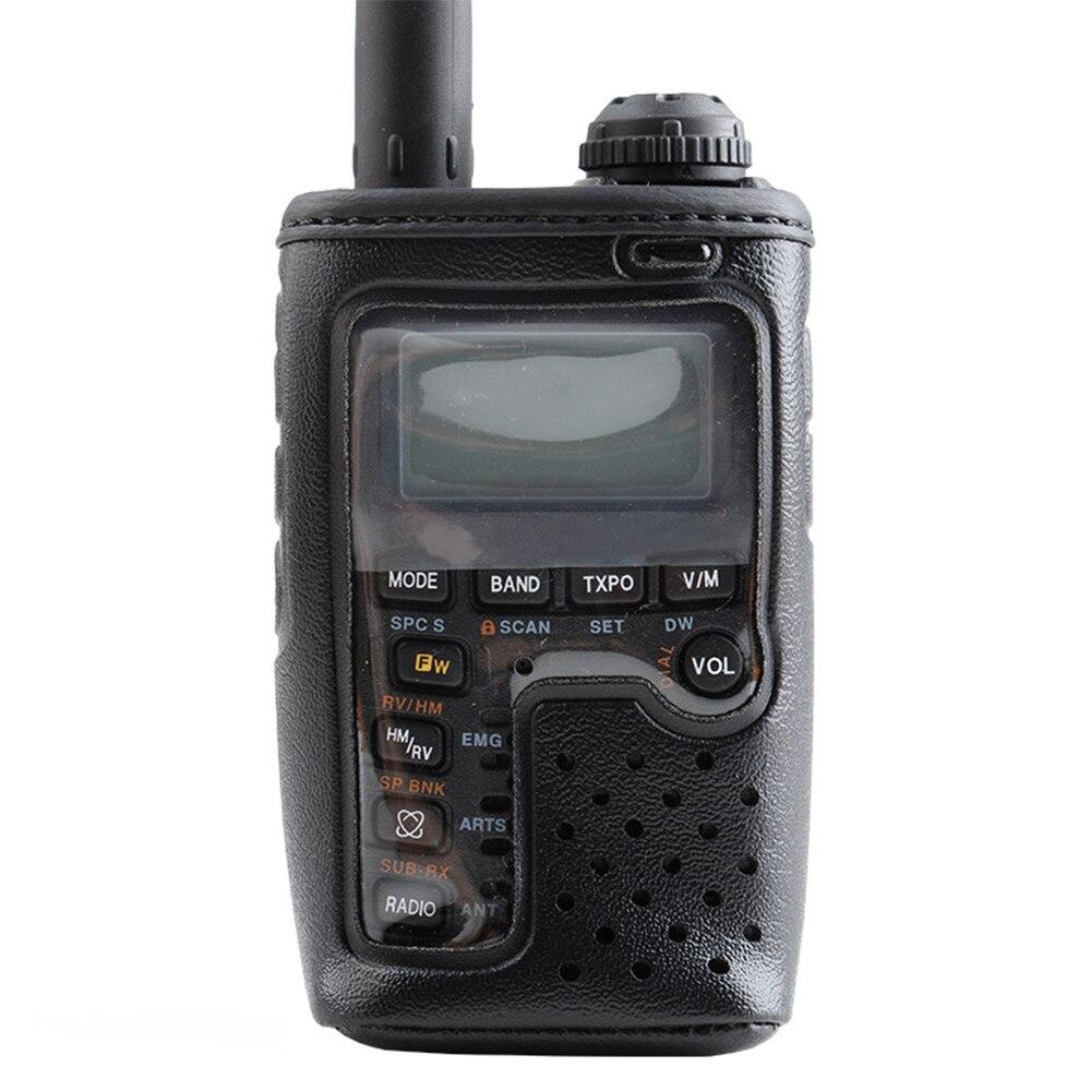 imágenes para Aplicable para YAESU VX-3R walkie talkie funda de etileno CSC-92 accesorios