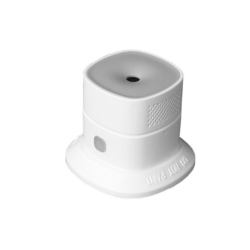 Z-vague Détecteur De Monoxyde De Carbone Capteur Alarme 85dB/1 m Intelligent Accueil UE Version 868.42 mhz Z vague intelligent détecteur