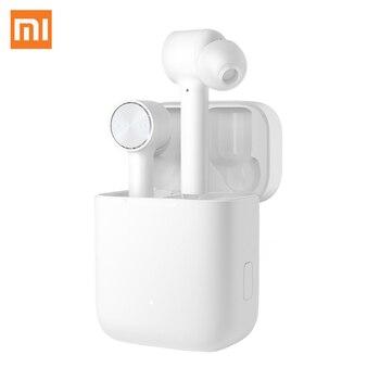 Nouveau Original Xiao mi Air Bluetooth écouteur mi AAC HD réduction du bruit tactile TWS sans fil Bluetooth casque avec mi c écouteurs