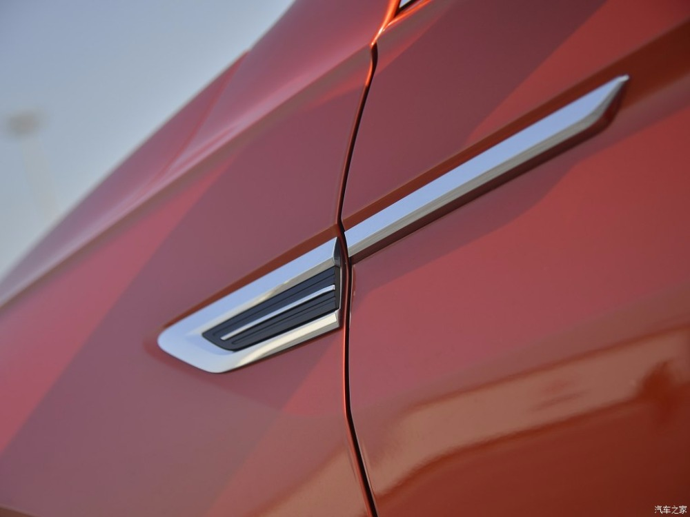 Car Accessories For VW volkswagen Tiguan Mk2 2016 2017 2018 4motion Side Wing Fender Badge Emblem Sticker Car Styling Styling