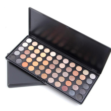 Maquiagem Professional 55 Colors Fashion Glitter Waterproof Eyeshadow Palette Natural Cosmetics Naked Makeup Shining Eye Shadow