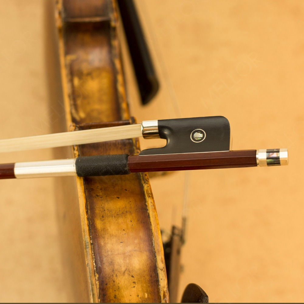 Advanced Viola Bow Nice Brazilwood *** SPECIAL OFFER ***  Pernambuco Performance MELLOR A10M