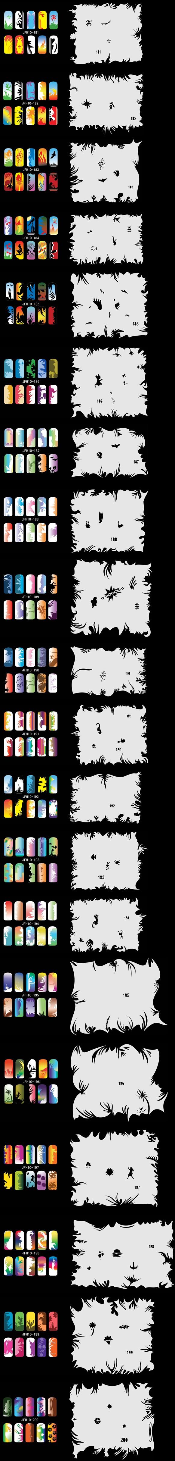 Nail Set 10-1