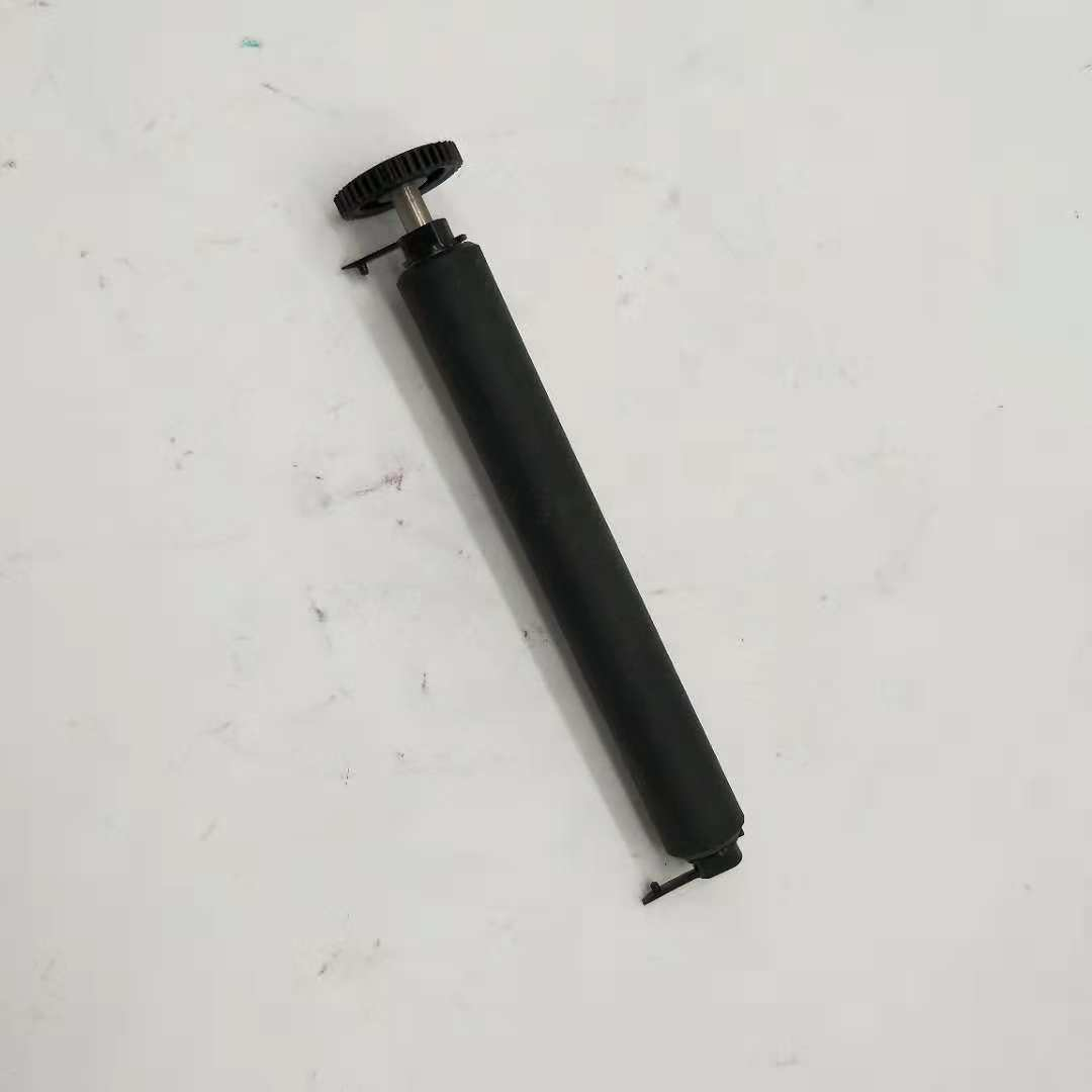 Thermal Label Printhead Roller For Zebra TLP2844 2844-Z TLP3842 3844-Z 2844 Roller, For ZEBRA Printer Roller Glue Roller