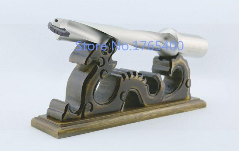цена на New 1pcs SD10H-168-XP25 Spiral groove Spade Drills Bit + 1pcs SD spade drill Insert ,U drill Tool