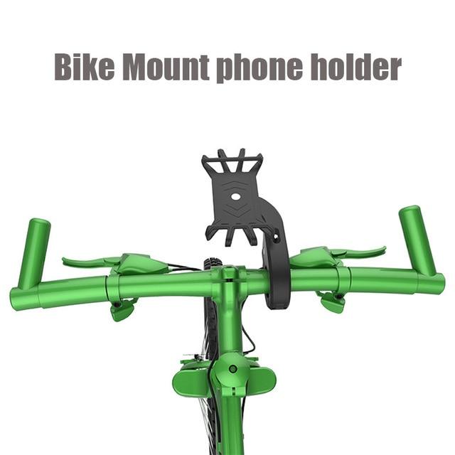 Hyleton Bike Phone Mount 360 Degree Adjustable Universal Bicycle Phone Holder Motorcycle/Bike Handlebar for Bike GPS Navigation