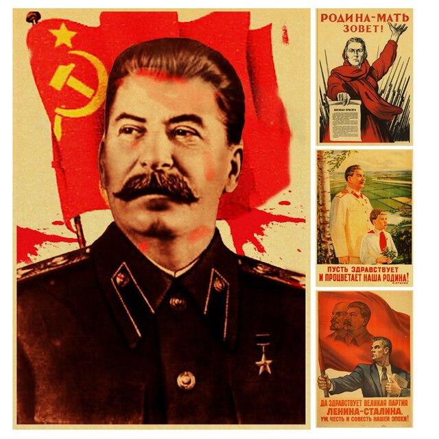 Soviet propaganda stalin