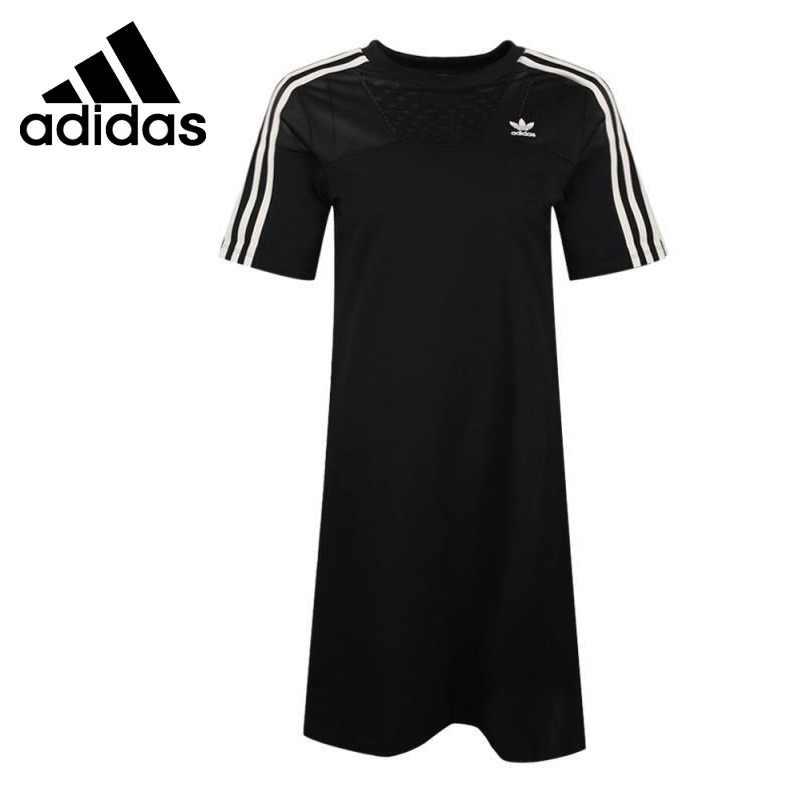 Nova Chegada Original Adidas Originals TEE VESTIDO Vestido das Mulheres Sportswear