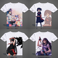 Akame Ga Kill Cosplay Printed Tatsumi Short Sleeve T-shirts Mine Tops Casual Tees Akame Summer Tshirt