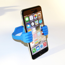 Mobile phone Holder Thumbs Modeling Phone Stand Bracket Holder Mount for ipad iPhone6 6S 5S Samsung Cell phone Tablets