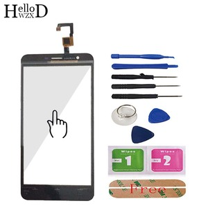 Image 4 - For Blackview E7 E7S Touch Screen Sreen Glass Digitizer Panel Mobile Lens Sensor Flex Cable Tools Adhesive Screen Protector Gift