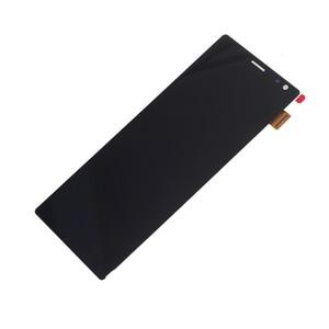 """Image 3 - Original 6.5 """"pour Sony Xperia 10 plus LCD écran tactile numériseur composants assemblée pour Sony Xperia 10 plus téléphone pièces"""