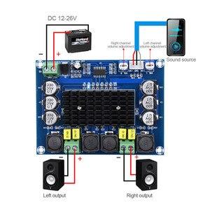 Image 3 - Двухканальный стереоусилитель AIYIMA TPA3116, высокомощный цифровой аудио усилитель мощности, плата TPA3116D2, усилители 2*120 Вт, усилитель «сделай сам»