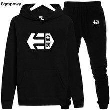 2019 new Etnie s tracksuit men Hoodies + sweatpants brand design hooded men / women casual Harajuku warm fleece hoodie pullover 2017 new design men s 100