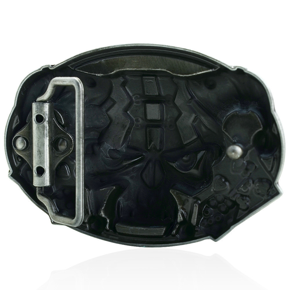 Faitheasy Metal Bag Strap D Ring Buckle Iron Belt Dee Ring Buckle