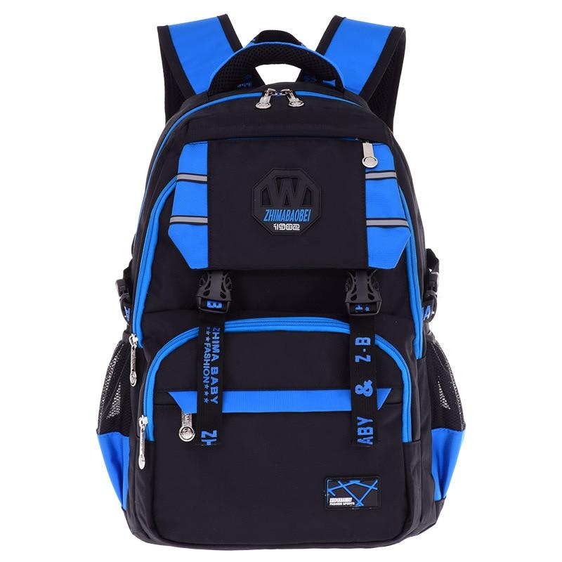 Новинка, детский рюкзак, ортопедические школьные сумки для подростков, мальчиков и девочек, Легкие нейлоновые детские школьные сумки, дышащие рюкзаки|Школьные ранцы| | АлиЭкспресс