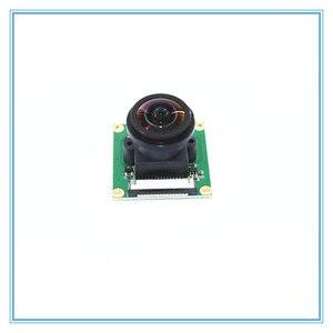 Image 2 - Raspberry Pi Модуль камеры OV5647 5MP 175 градусов широкоугольный объектив рыбий глаз Raspberry Pi 3/2 Модель B модуль камеры