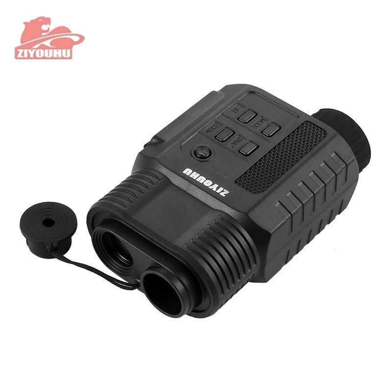 ZIYOUHU Digital Night Vision Device Infrared Camera Monocular HD Animal Observation Handheld Hunting Scope