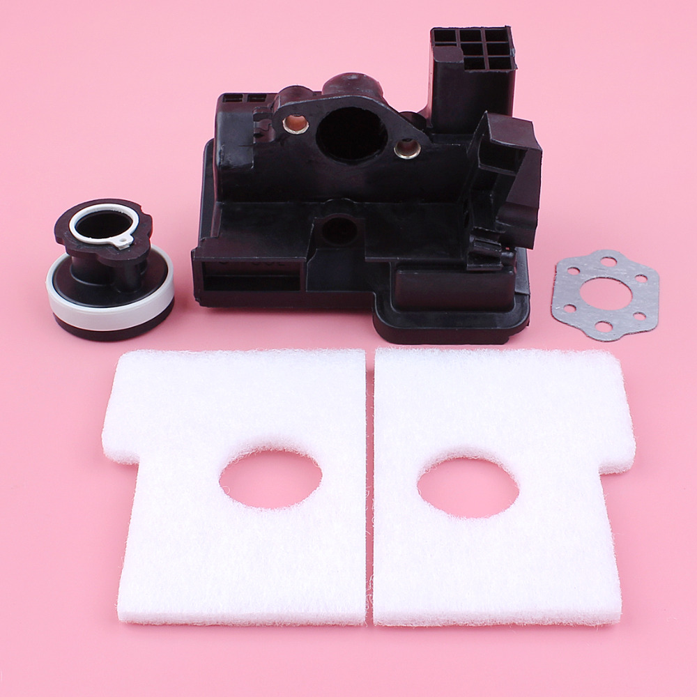 Air Filter Intake Housing Manifold Carburetor Gasket For Stihl MS180 MS170 018 017 MS 180 170 Chainsaw Spare Parts