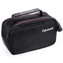 Aputure na zewnątrz niezbędne futerał ochronny pokrywa ochronna torba do LED lampa wideo AL H198 seria, tylko torba