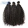 New star волосы шесть звезд высокое качество Перуанских девы волос Италия локон Итальянский плотная волна фигурные hair3bundles смешанный пакет