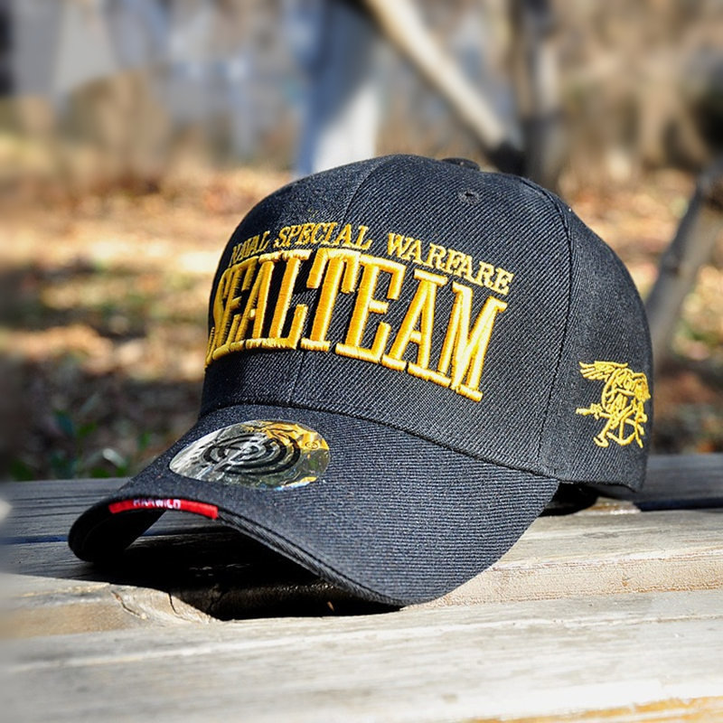 New Fashion Brand Asli Baru Hot US Army Baseball Caps Navy SEGEL Pria - Aksesori pakaian - Foto 2