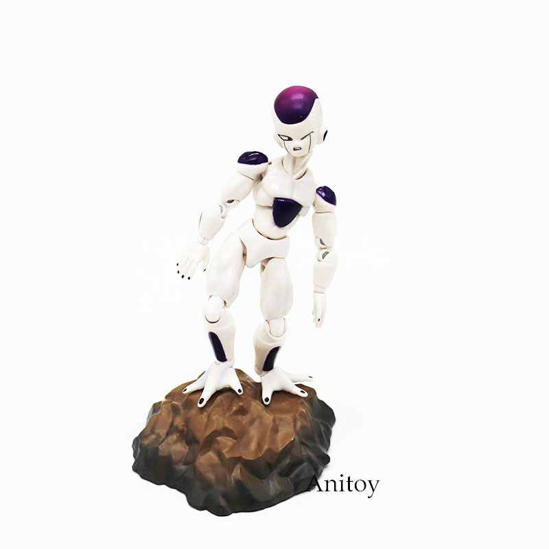 Dragon Ball Z SHF Final Form Frieza Anime DBZ PVC Action Figure Figurine