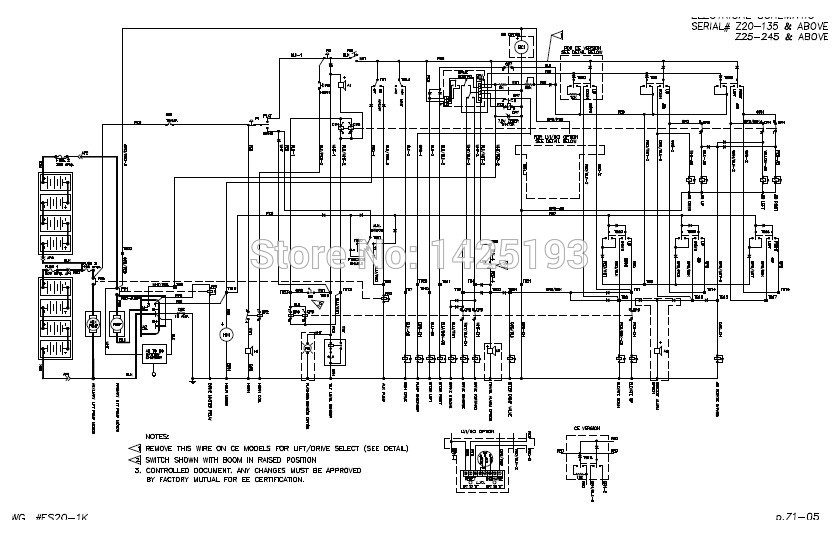 jlg 3246es wiring diagram jlg 260mrt wiring diagram