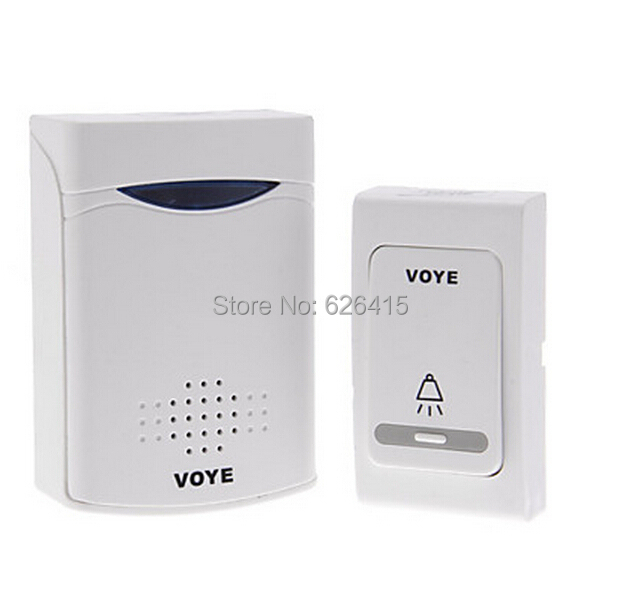 38 Tunes Wireless DoorBell Remote Control Doorbell Wireless Door Bell Intercom System  Access Control Systems