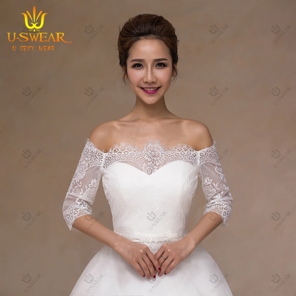 short sleeve lace shrug wedding shrug lace wedding shawl off shoulder lace bolero bridal jacket lace faux fur wrap casacopj1021
